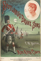 Scotland's Brave Sons part 01